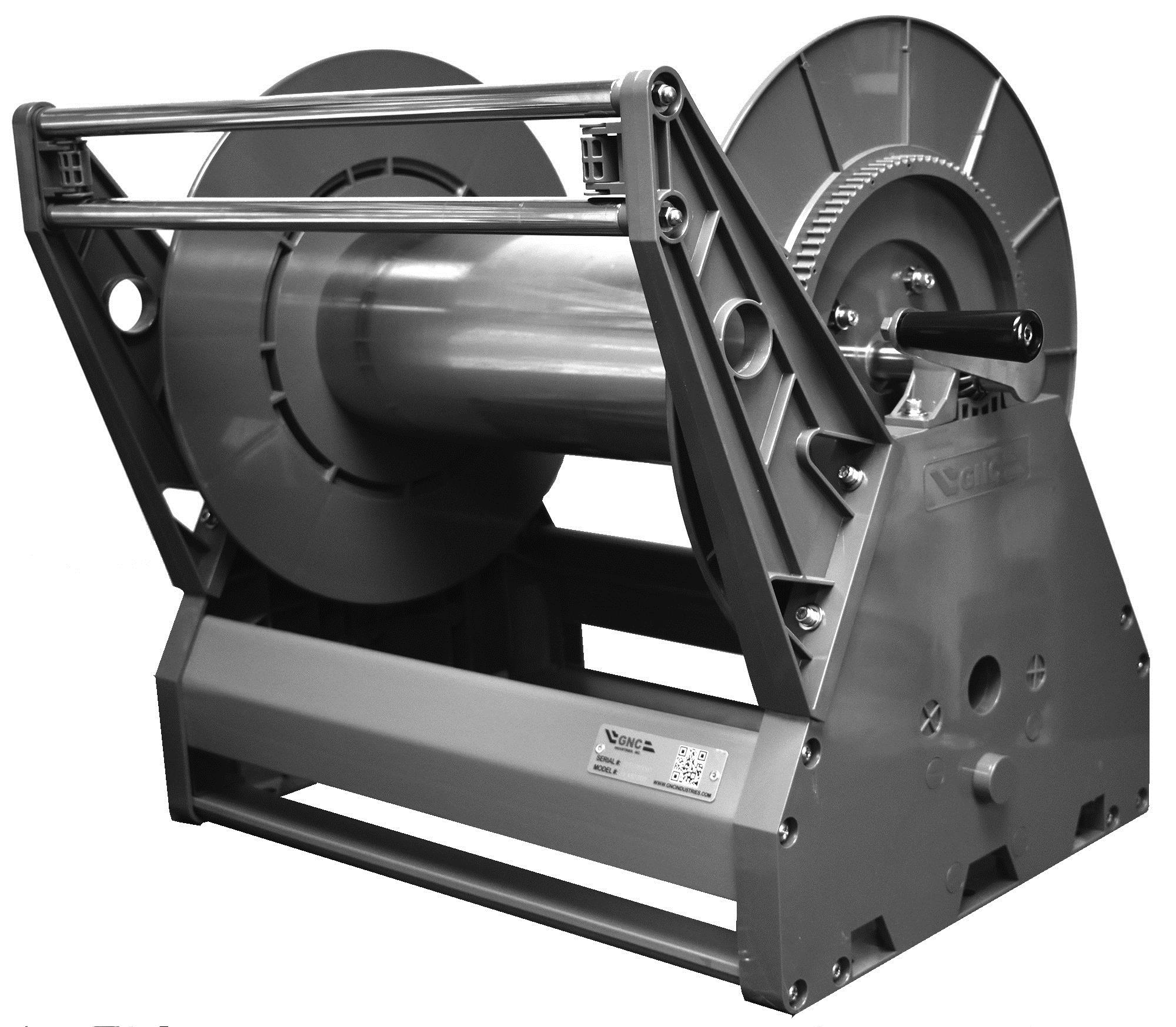 "51-180-000 ​GNC 18"" Manual Hose Reel"